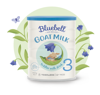Bluebell Goat Milk